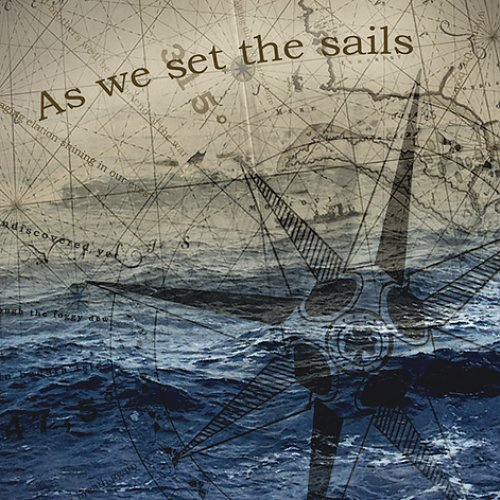 As we set the sails